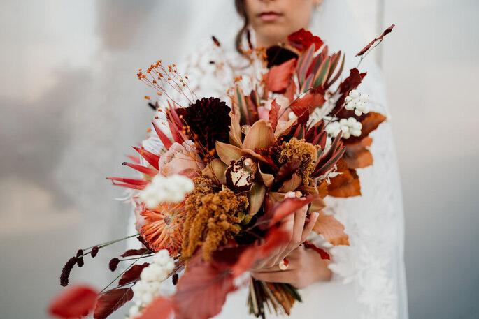 Aude Rose - Fleuriste de mariage - Hauts-de-Seine