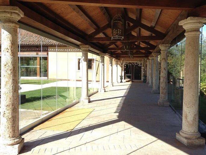 La Villa del Mentidero.