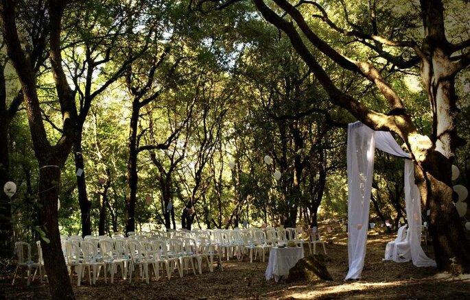 Le Domaine de Gros Driou - Lieu de réception pour votre mariage - Bouches-du-Rhône