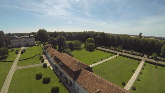 Domaine de Champgueffier - Lieu de Réception - Seine-et-Marne (77)