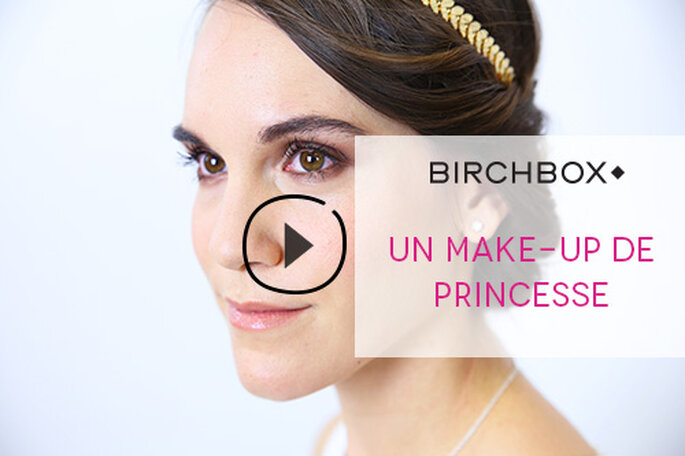 make up de princesse