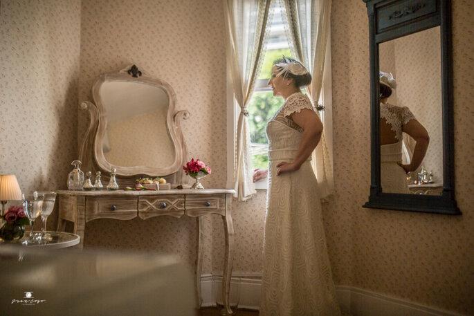 Vestido: Lascivité | Foto: Juan Cogo