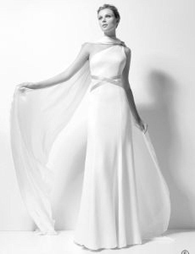 Vestidos de Noiva Simples - Karl Lagerfeld