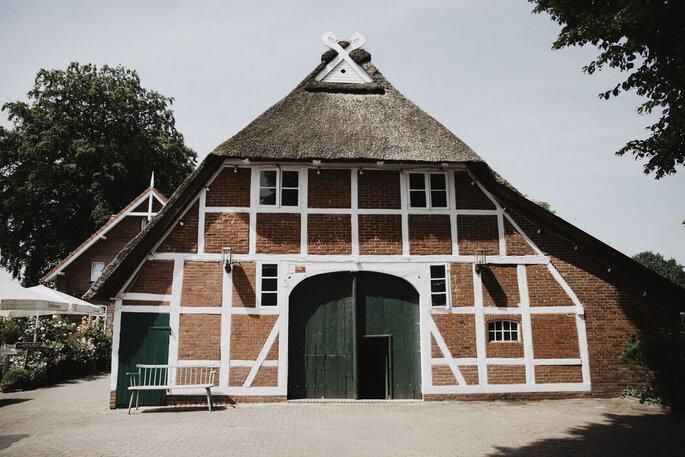 Landhaus Westhof Location