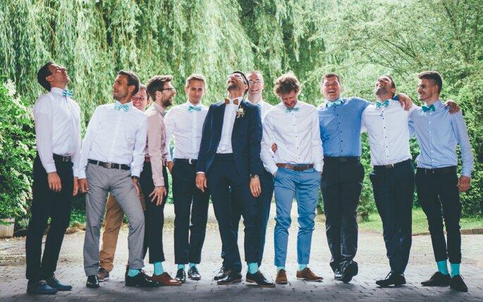 Boho-Look für Männer