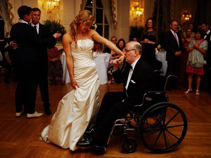 Nicole + Emilie's Wedding, Image: Ryan Brenizer + Tatiana Breslow