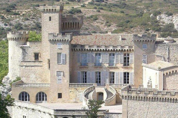 © Le Château de La Barben