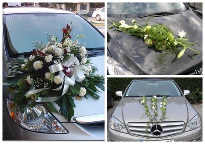 Tips para rentar el auto de boda