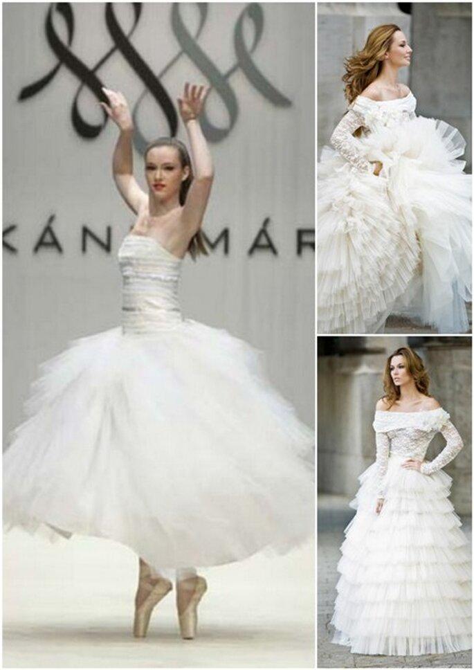 Vestidos de novia Marta Makany