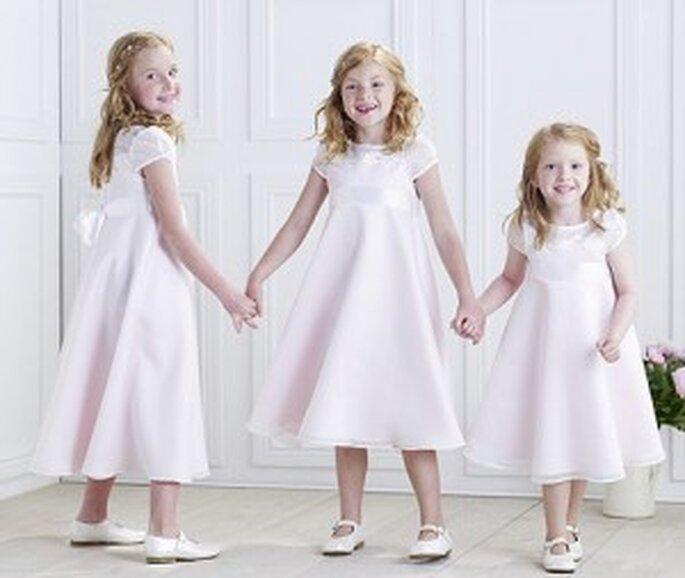 Kleider für Kinder bei einer Hochzeit von Lilly
