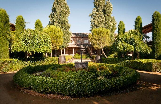 El Soto de Mónico, finca para bodas en Toledo