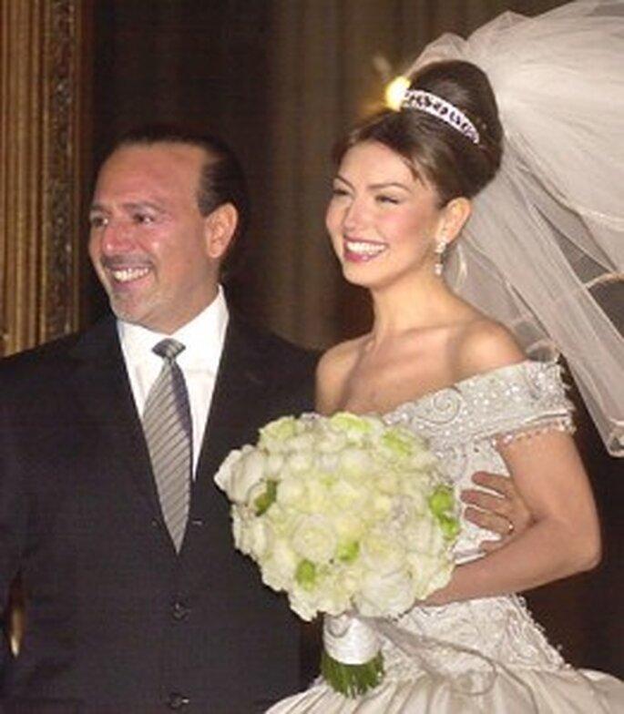 Thalía Y Tommy Cumplieron 10 Años De Casados