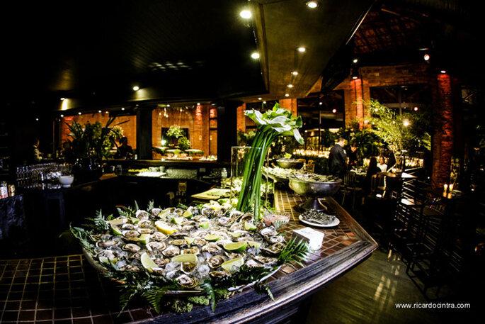 oyster bar casamentos