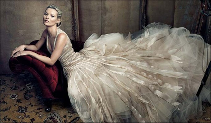 Kate Moss: ¿modelo o diseñadora?