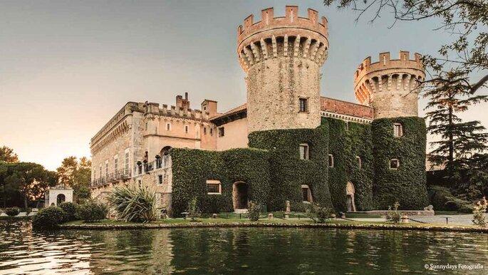 Castell de Peralada castillo bodas Girona