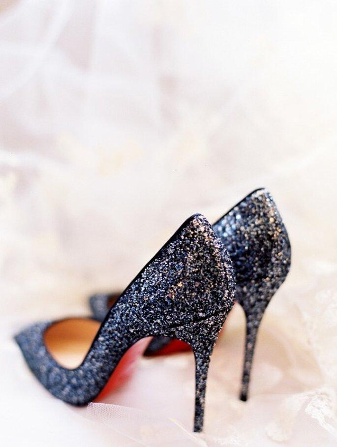 Zapatos de novia en lindos colores - Clary Pfeiffer