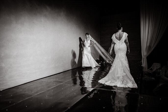 desfile vestido de noivas