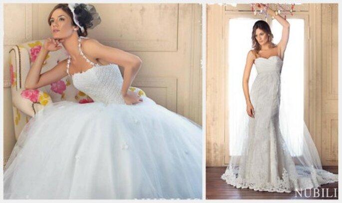 ¿Cómo será la boda de Paula y Pedro? - Fotos Nubilis