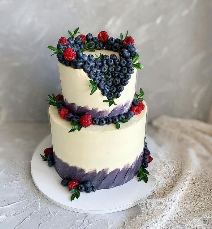Tortas para boda