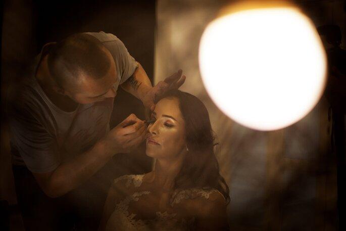 Esteban Jimenez Fotografía Maquillaje de novia