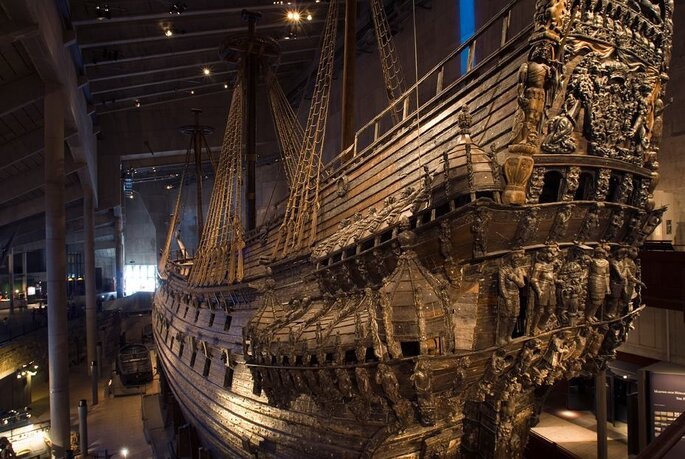 Музей Ваза (Васа). Credits: Vasa Museet