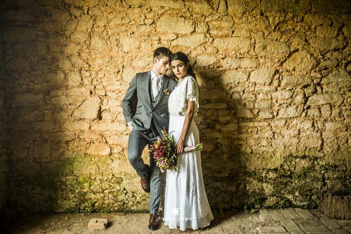 Casamento em estilo industrial