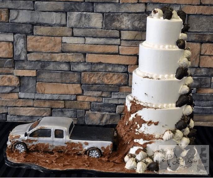 Pinterest/A little cake