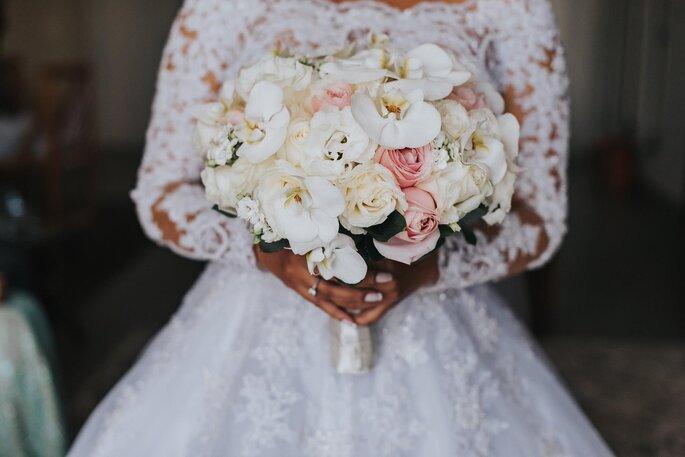 Buquê: Netto & Sousa Decorações e Eventos - Foto: Matheus Brito Wedding & Lifestyle