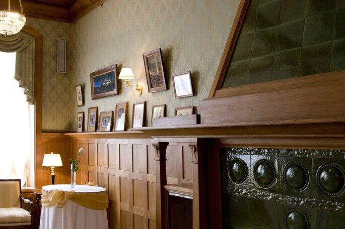 особняк Кочубея, Каминный зал