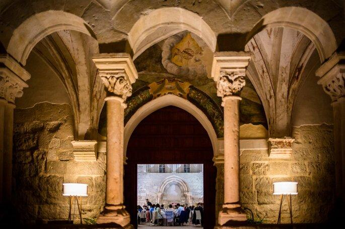 Credits: Castilla Termal Monasterio de Valbuena