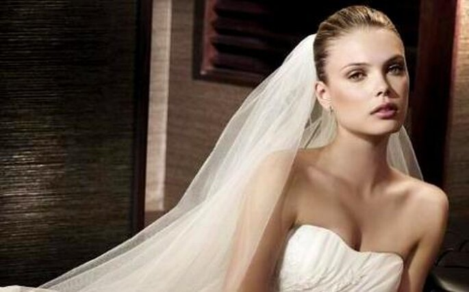 Colección de vestidos de novia de corte sirena San Patrick 2011