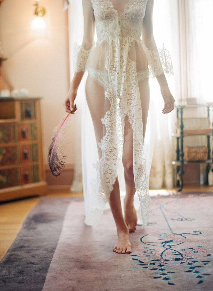 Braut-Lingerie 2013 – für jede Figur die passenden Dessous Foto - Lascala