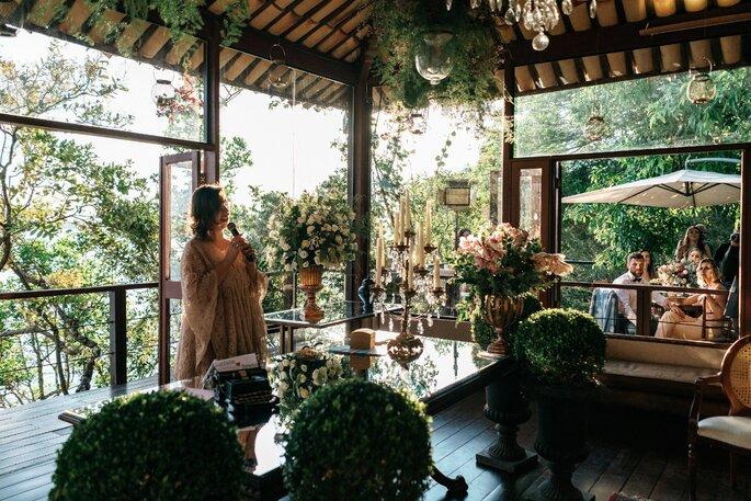 Celebrante: Liandra Zanette - Foto: Ricardo Jayme - Wedding & Love Photo