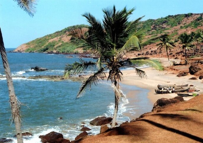 Die Traumstrände von Goa garantieren unvergessliche Flitterwochen – Foto: www.everystockphoto.com/fotofusion