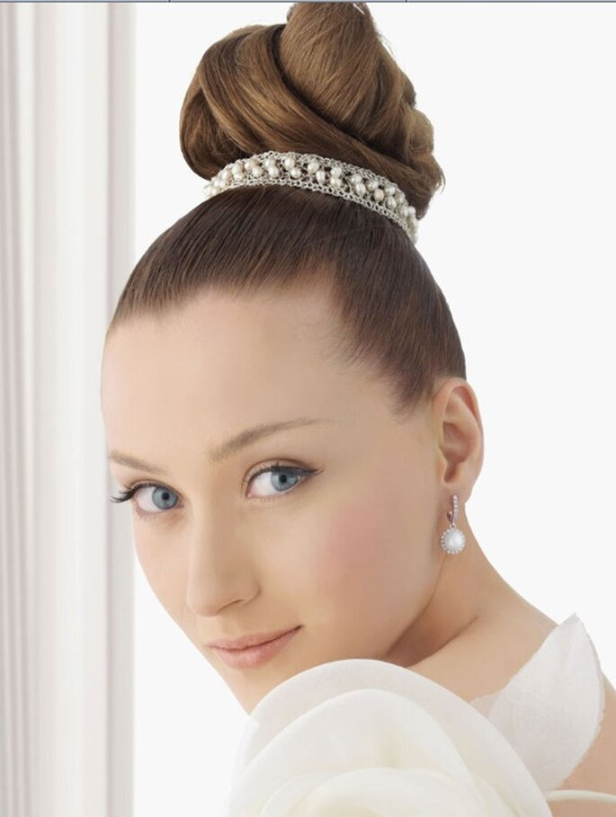 Consejos para restarte años con tu maquillaje - Foto: Rosa Clara