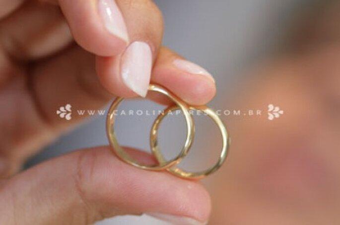 Sind das schon die passenden Verlobungsringe? Foto: Carolina Pires