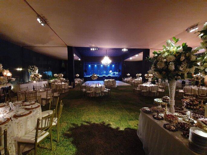 D'Andre Eventos buffet matrimonios Lima