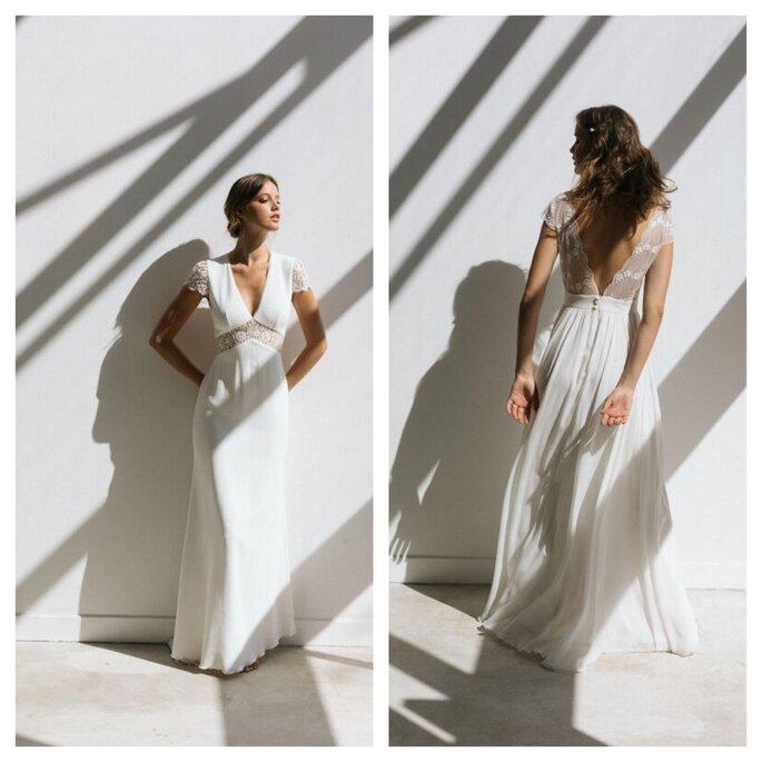 Anna Dautry - Boutique de robes de mariée - Paris