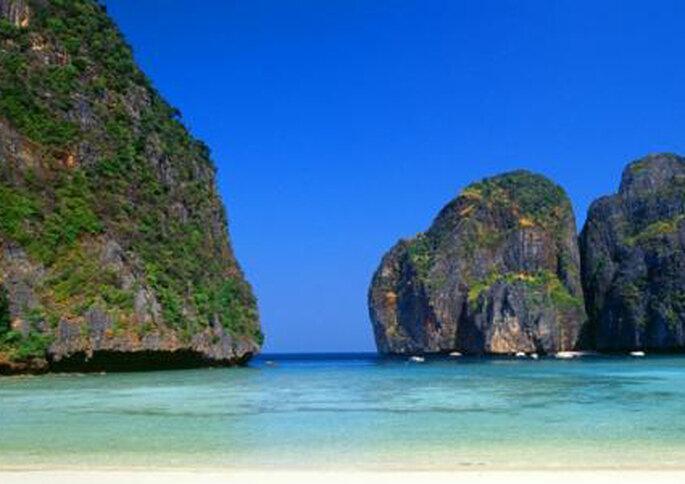 Las playas de Tailandia es uno de los principales nuevos destinos.// Foto: Tourism Authority of Thailand.