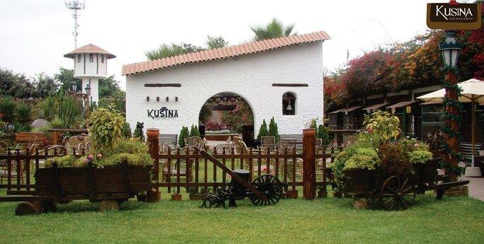 Kusina Pachacamac