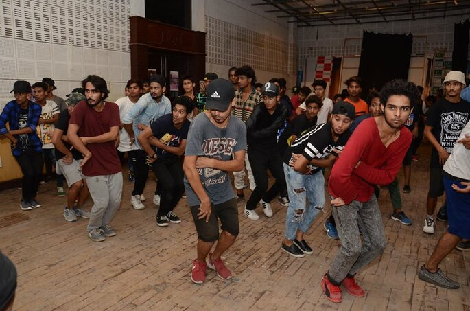 Photo: India Choreographers Club.