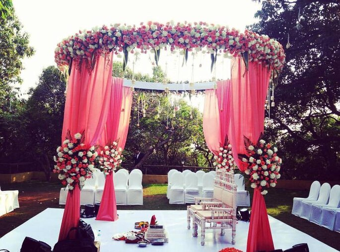 Photos: Yesha D Weddings.