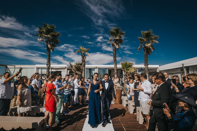 Casamento no Set Lounge Beach Weddings