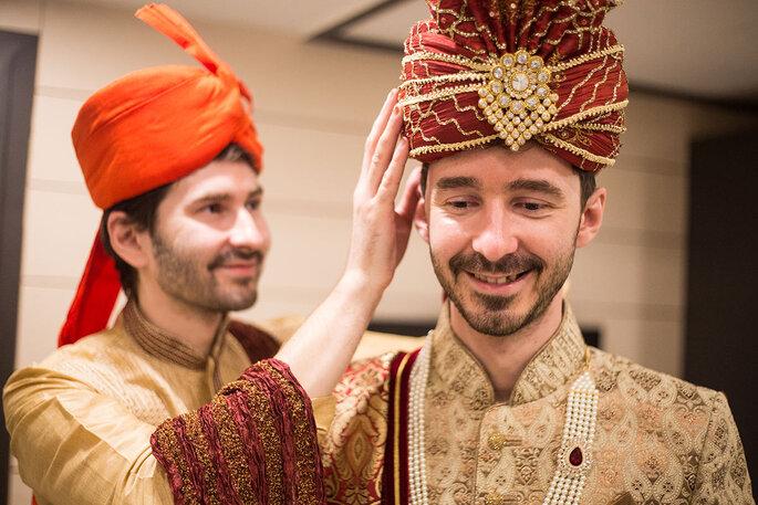 Photo: Royal Rajwada Photography.