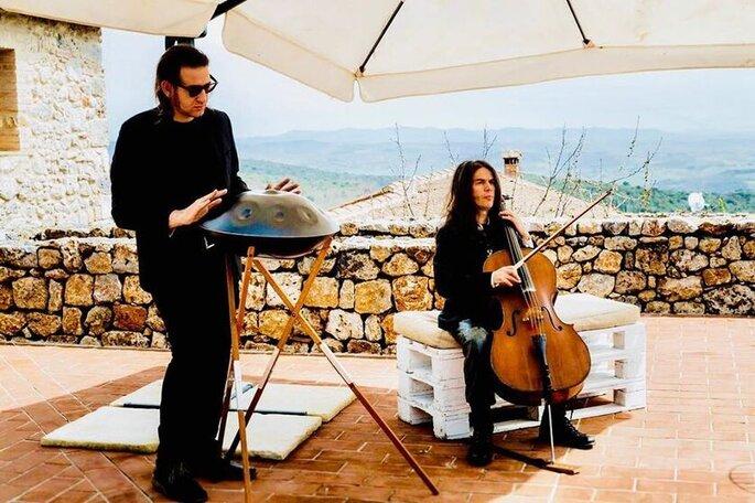 Davide Friello Music For Handpan