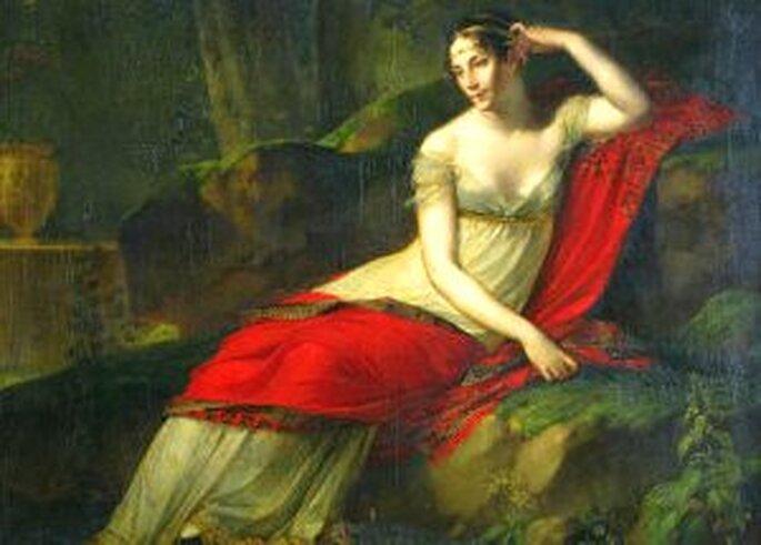 Josephine, emperatriz de Francia, esposa de Napoleón