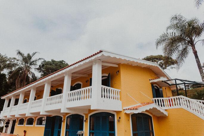 Casa Sede do Recanto Yeshua