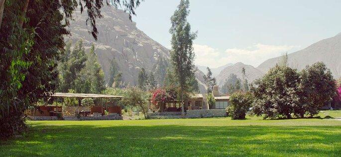 """Hacienda """"El Chungal"""""""