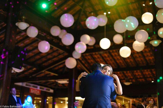 Primeira dança de casados