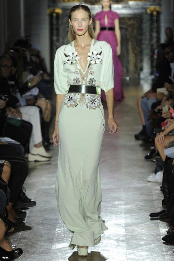 Must del día: Vestido de novia de John Galliano